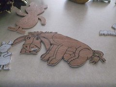 CRAFTS              395 (anniesquirt) Tags: pooh