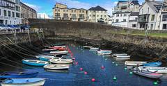 Harbor at Portrush (brookscl) Tags: ireland unitedkingdom portrush coleraine ccwday3map