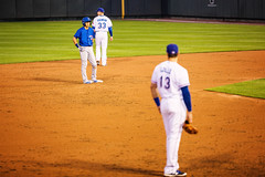 Doubling Like The Pro He Is (Amanda SG) Tags: gallo texas baseball double base roundrock aaa minorleague iowacubs minorleagues roundrockexpress secondbase triplea cubsbaseball munenorikawasaki runnerjoey
