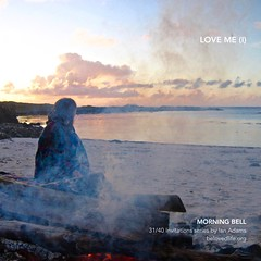 31/40 in #40Invitations series for the #Easter season #stillness #prayer #contemplation #life #isleofmull #beachfire (morningbell2u) Tags: life easter prayer isleofmull stillness contemplation beachfire 40invitations