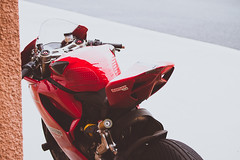(Ludovic Mazet) Tags: rain racetrack moto motorcycle ducati brembo pirelli als ohlins panigale 1299s bridgeston