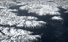 Somewhere in Europe (Funchye) Tags: snow mountains alps nikon europe aerial 70300mm d610
