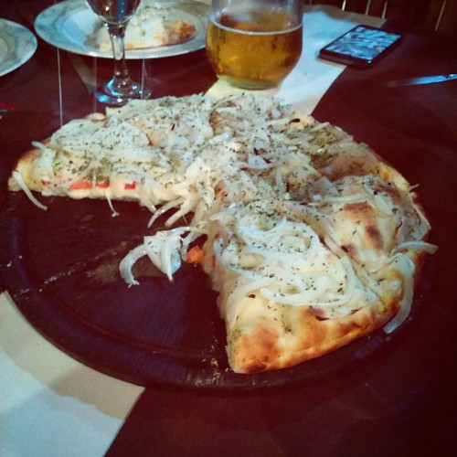 #pizza #fugazzeta #institutotaladriz #cena #dinner