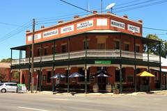 Murrayville Hotel (Darren Schiller) Tags: beer hotel pub community victoria verandah smalltown murrayville