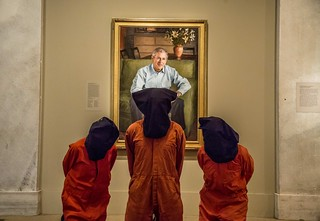 President George W. Bush and Guantánamo Detainees
