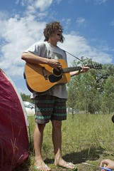 Maules Creek (dan_silasb) Tags: camping forest landscape outdoors driving livemusic australia firetwirling batattack maulescreek