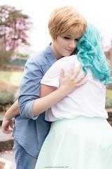 DSC_4063 (XRavenheartPH) Tags: moon cute girl couple cosplay persone haruka yuri cosplayer sailor neptune uranus michiru allaperto