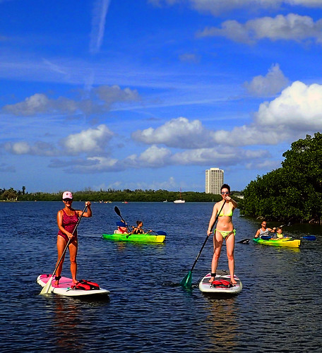 12_26_16 paddleboard tour Lido Key 10