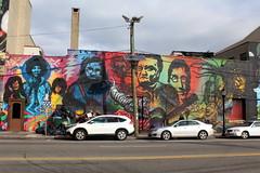 Jersey City: Pawn's Columbus Drive Mural (wallyg) Tags: streetart newjersey mural jerseycity nj jc johnnycash johnlennon pawn bobmarley jerrygarcia jimmorrison janisjoplin downtownjerseycity shaunedwards pawnmd pawnprice