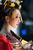 Oiran (byzanceblue) Tags: oiran 花魁 着物 芸者 geisha japan tgs kimono girl cute beautiful beauty eyes kanzashi katsura 簪 鬘 和装 花街 hanamachi sexy ambition asiandreamaward twop