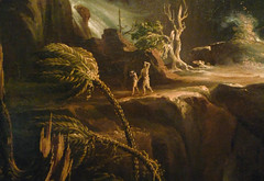 Cole, Expulsion from the Garden of Eden, 1828