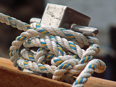 Tied Up (Cornishcarolin. Thank you everyone xxxx) Tags: cornwall rope tied knots thelizardpeninsula