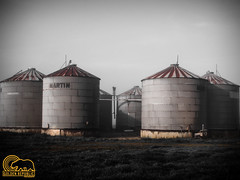 Abandoned Rice Driers (Golden_Republic_Photography) Tags: california county wood old school cold west abandoned church barn marina moss rust ruins grafitti christ rice bell market decay pigeon burger country grain delta silo east warehouse verona sutter sacramento westcoast omd spartan sacramentoriver trowbridge nicolaus em5 enhs