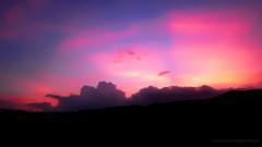 Purple Sunset (gjaviergutierrezb) Tags: sunset clouds purple philippines nubes filipinas