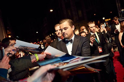 Royal Opera House hosts BAFTA film awards 2016