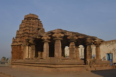 Bhootnath Temple ruins at Badami (Shyam Vallabh) Tags: architecture temples badami