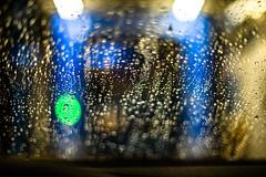 at the car wash #5 (lumofisk) Tags: auto blue green car 50mm drop wash grün blau windscreen tropfen waschen windschutzscheibe transportmittel waschstrase 0mmf0 nikondf