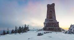 20160123_WES_0058 (Veselin Bonev) Tags: winter cold sunrise bulgaria shipka kazanlak