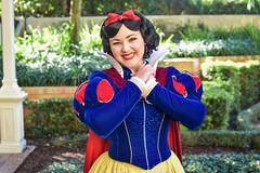 Snow White (EverythingDisney) Tags: princess disney disneyworld wdw waltdisneyworld snowwhite magickingdom princesssnowwhite