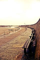 Sea crashing | The Cobb | Lyme Regis (Bozward Monkey) Tags: sea waves lymeregis thecobb