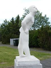 Weatherteller, by Asmunder (Karen Hlynsky) Tags: sculpture art iceland reykjavik karenhlynsky