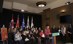 IMG_0791  Premier Kathleen Wynne made an announcement of funding on the Ending Violence Against Indigenous Women Strategy. (Ontario Liberal Caucus) Tags: zimmer aboriginal indigenous meilleur violenceagainstwomen indigenouswomen jaczek maccharles svhap