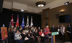 IMG_0791  Premier Kathleen Wynne made an announcement of funding on the Ending Violence Against Indigenous Women Strategy. (Ontario Liberal Caucus) Tags: zimmer aboriginal indigenous meilleur violenceagainstwomen indigenouswomen jaczek maccharles svhap