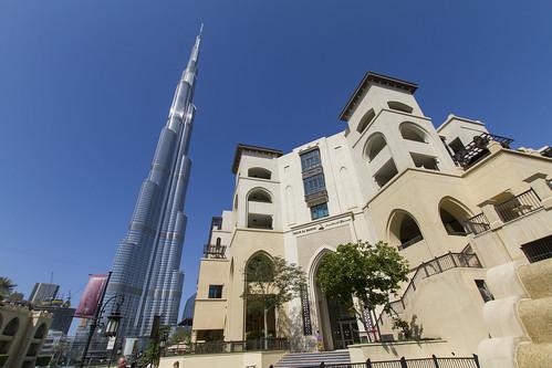 Dubai: Tradition und Moderne