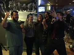 "Wednesday night karaoke at Sunset Downtown Water Street in Henderson Nevada • <a style=""font-size:0.8em;"" href=""http://www.flickr.com/photos/131449174@N04/24962271952/"" target=""_blank"">View on Flickr</a>"