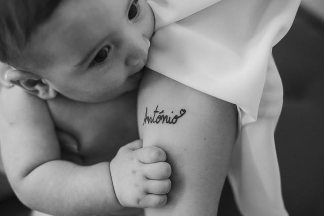 Batizado - Antonio