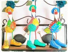 As amigas.  #artesanato #decorao #casamineira #minasgerais #galinha #artesanatomineiro #artesanal #decoracao #decorar (fabriciabarcelos) Tags: minasgerais galinha artesanato artesanal decorao decoracao decorar artesanatomineiro casamineira