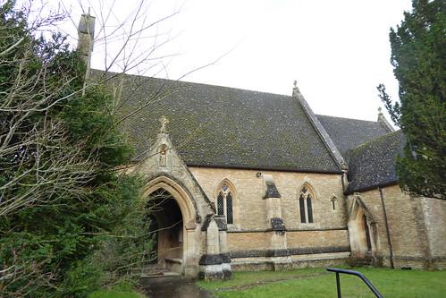 Former St George's Catholic Church, Buckland