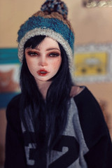 Blair (ChinchouBJD) Tags: ball asian model doll sd bjd keeley abjd sum jointed dollmore