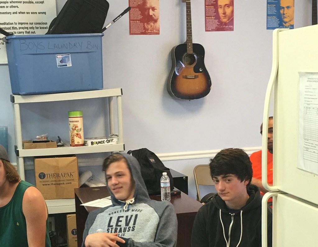vocational school sheridan tech speaks to teens in drug treatment flickr