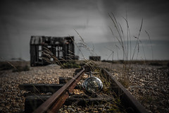 There's no time for us (stocks photography.) Tags: beach photography coast seaside photographer time queen dungeness timetravel cinematic whowantstoliveforever beachphotography coastalphotography michaelmarsh theresnotimeforus floryblack