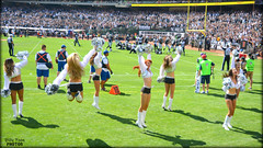 2015 Oakland Raiderettes @ O.co Coliseum (billypoonphotos) Tags: ladies girls black silver oakland photo dance football team nikon women pretty cheerleaders abby nfl 4 nation picture dancer line females cheerleading squad wendy fabulous touchdown ravens raiders raider 2015 raiderette raiderettes raidernation d5200 billypoon billypoonphotos