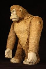 King Kong Wind-Up (1960's) (Donald Deveau) Tags: monster toy cartoon ape kingkong windup tintoy japanesetoy vintagetoy
