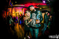 Cairo Son Album Launch @ Nambucca, London 18.03.2016 (Lawless! Photography) Tags: music london rock metal photography photographer angle live gig wide hipster wideangle fisheye hardcore alternative nambucca lawless