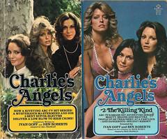 Charlie's Angels #1 & #2 (54mge) Tags: jaclynsmith katejackson tvtiein farrahfawcettmajors