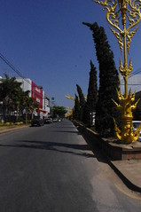 Chiang Rai, Thailand (ARNAUD_Z_VOYAGE) Tags: street city building art beach nature architecture landscape thailand asia state action country capital southern portion southeast peninsula region department indochina municipality indochinese