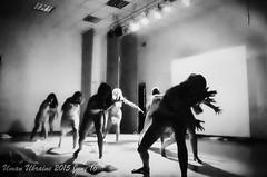 DSC_0225 (imramianna) Tags: show portrait people bw female dance university theatre performance ukraine uman visavis musicalperformance contemp