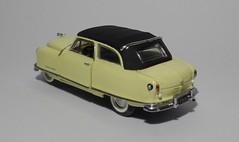 1950 Nash Rambler Custom Convertible (5) (dougie.d) Tags: usa scale car franklin model mint bathtub hudson nash rambler cabrio 1950 modelcar cabriolet pininfarina 143 diecast kelvinator landau franklinmint airflyte automodel modelauto