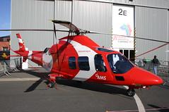 ZS-HMD Agusta A.109S Grand AMS Rescue @ Ysterplaat 24-Sep-2010 by Johan Hetebrij (Balloony Dutchman) Tags: africa rescue southafrica african south grand helicopter sa ams redcross 2010 agusta aad a109 ysterplaat 22016 a109s zshmd