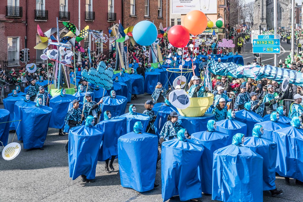 DIT - THE FUTURE IS PRESENT [ST.PATRICK'S DAY PARADE 2016]-112264