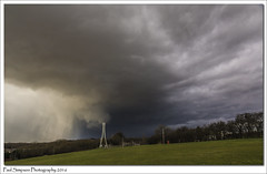 Stormy Weather (Paul Simpson Photography) Tags: storm rain weather hail skyline clouds scunthorpe stormyweather photosof imageof photoof imagesof sonya77 paulsimpsonphotography march2016