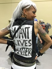 Mutant Lives Matter