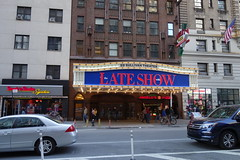 The Late Show (YouTuber) Tags: nyc newyorkcity manhattan broadway lateshow edsullivantheater