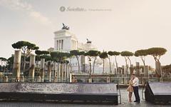swietliste-fotografujemy-emocje-Rome-Rzym-zamek-wykopaliska-fotografia-slubna