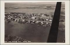St. Agathe, 1950 (vintage.winnipeg) Tags: canada history vintage historic manitoba stagathe ruralmanitoba