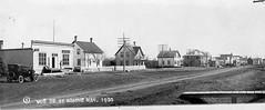 St. Agathe, 1920 2 (vintage.winnipeg) Tags: canada history vintage historic manitoba stagathe ruralmanitoba